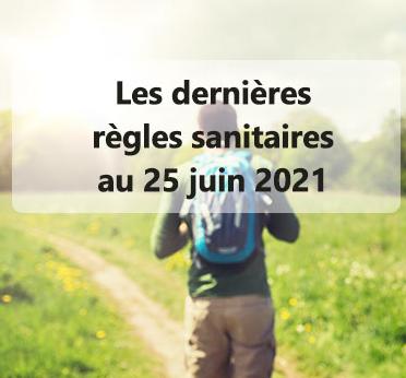 Consignes FFRP 25/06/2021